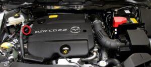 Mazda CX7 Timing Chain reset