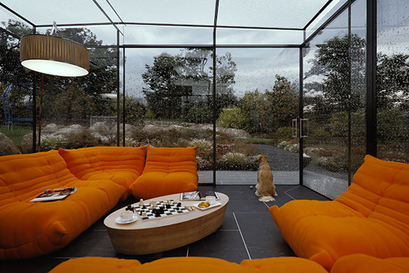glass extension ideas
