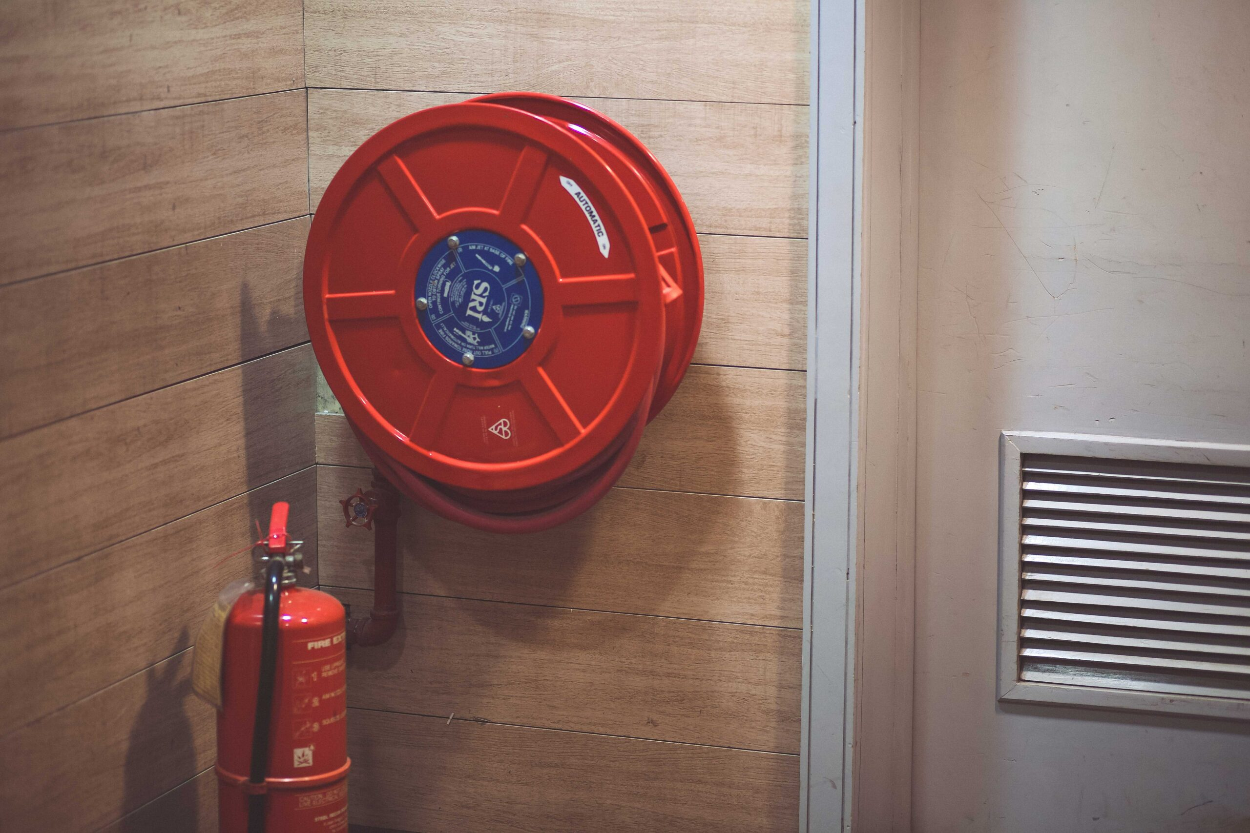 fire protection in the workplace
